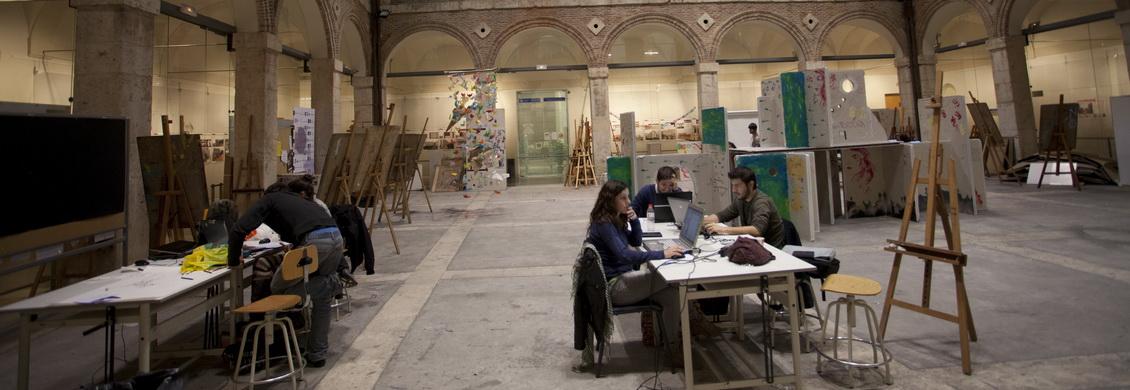 Escuela de arquitectura de la universidad de alcal for Facultad de arquitectura uni