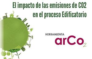 <p>El d&iacute;a 3 de diciembre se celebrar&aacute; la Jornada El Impacto de las Emisiones de CO2 en el proceso Edificatorio. Herramieta&nbsp; arCO2, organizado por el Colegio Oficial de Aparejadores, Arquitectos T&eacute;cnicos e Ingenieros de Edificaci&oacute;n de Guadalajara con la Escuela de Arquitectura, en el Sal&oacute;n de Actos del edificio Multidepartamental del Campus de Guadalajara.</p>