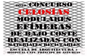 <p>Fecha de entrega: <strong>Viernes, 5 de abril de 2019</strong> de 12:00 a 14:00 en la Direcci&oacute;n de la Escuela de Arquitectura (c/ Santa &Uacute;rsula 8, Alcal&aacute; de Henares).</p>