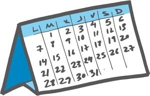 <p><a href=https://arquitectura.uah.es/estudiantes/fechas-examenes.asp><span style=color:#0000FF>Se publican los nuevos Calendarios de Exámenes de convocatoria ordinaria y extraordinaria yel Calendario de Actividades Docente<u>s</u></span></a><span style=color:#0000FF><u> Extraordinarias,</u></span> ajustados al oficial que se aprobó en el Consejo de Gobierno el 23 de abril de 2020, tras la nueva situación provocada por el COVID-19.</p>  <p>Tambien se publicaEl <a href=http://arquitectura.uah.es/noticias/docs/04-covid_19_calendario_academico_oficial.pdf>Nuevo Calendario Académico 2019-2020</a>.</p>  <p>Estos exámenes se colgarán en el aula virtual.</p>  <p><a href=https://arquitectura.uah.es/estudiantes/fechas-examenes.asp>https://arquitectura.uah.es/estudiantes/fechas-examenes.asp</a></p>